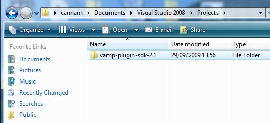 Mtp2 - Vamp Plugin SDK - Sound Software  ac uk